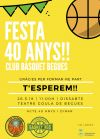 40 anys CB Begues