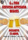 6a Fira Cervesa Artesana