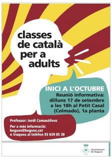Classes català adults