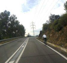 carretera begues