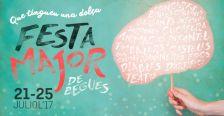 Festa Major 2017 cartell