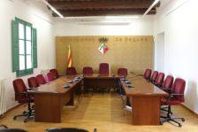 Sala Plens Ajuntament Begues