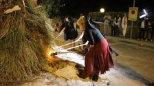 Sant Joan foguera bruixes