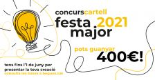 Concurs del cartell de la Festa Major Begues 2021